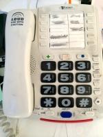High-volume phone